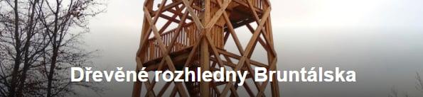 Dřevěné rozhledny Bruntálska